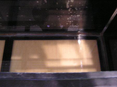 水槽の水漏れチェック