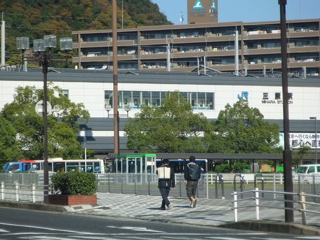 JR三原駅 JR三原駅