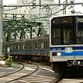 写真: 7300形 急行 羽田空港ゆき