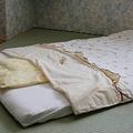 023 赤ちゃんプラン専用ルームのベビー用布団 by ホテルグリーンプラザ軽井沢