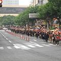 Photos: チャグチャグ馬コ 盛岡駅前通り。