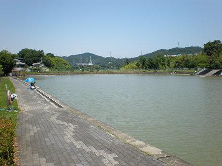 鷹ヶ池フィッシング場_09