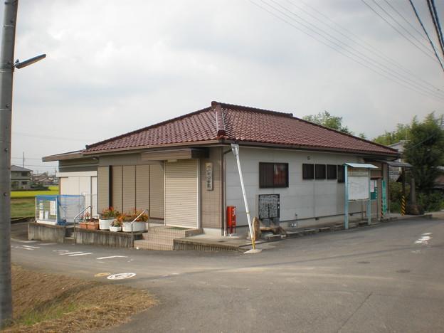 岩崎原公会堂