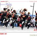 夏舞徒_01 - ちばYOSAKOI 2011