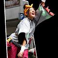 写真: 黒潮美遊_15 - 良い世さ来い2010 新横黒船祭