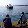 ナポリ船着き場