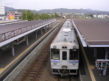 富良野駅13