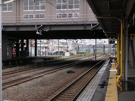 東室蘭駅10