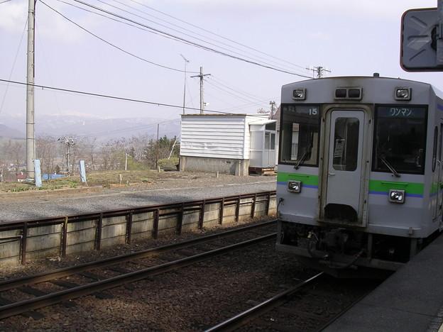 写真: 銀山駅8