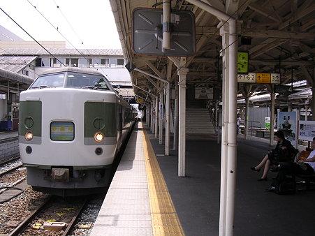長野駅4・5番線ホーム