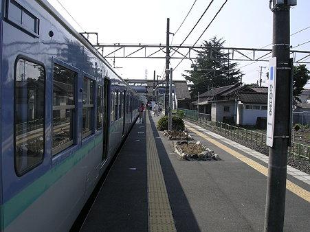 日野春駅ホーム2