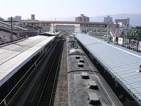 上諏訪駅ホーム2