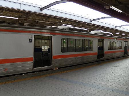 岐阜駅3・4番線ホーム段差