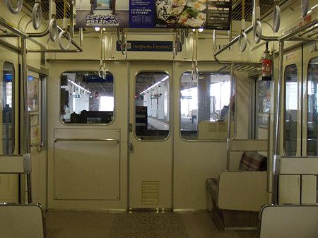 助手席側に運行記録装置が付いた3121F