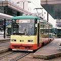 Photos: 広島電鉄 811