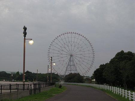 2009.08.14 葛西臨海公園 観覧車