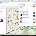 写真: Operaエクステンション:Extension Finder(Googleマップ)