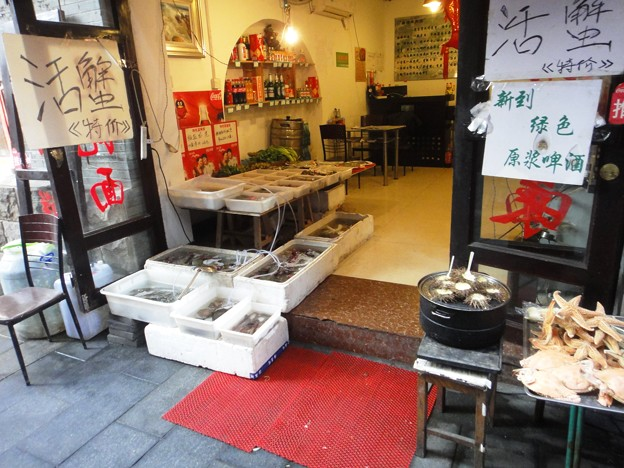青島 老外街 4 海鮮レストラン