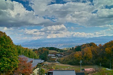秋の阿南町(SDIM0385)