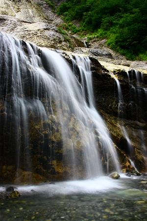 姥ヶ滝(1)