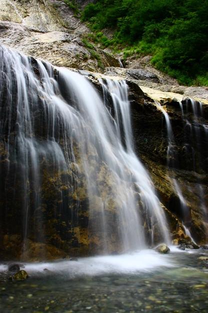 写真: 姥ヶ滝(1)