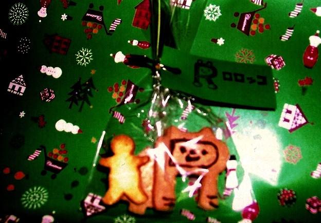 クリスマスクッキー 2005