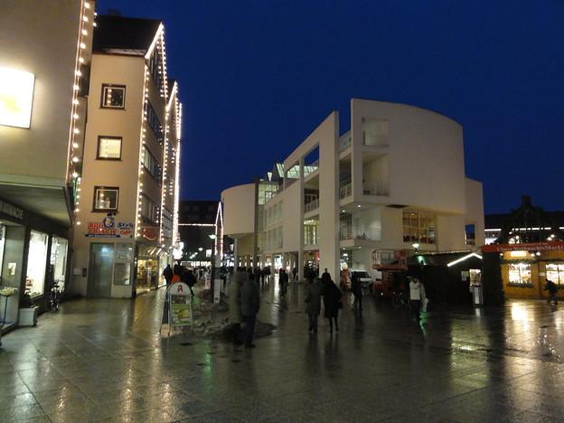 ウルム 新市街 現代建築