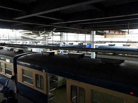 113系内房線(館山駅)