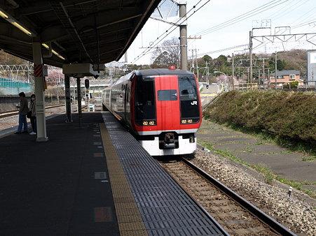 253系(東戸塚駅)5