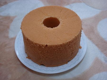 20110101 シフォンケーキ