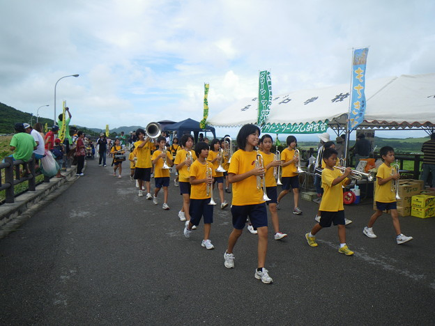 写真: 名蔵ダムまつり 006
