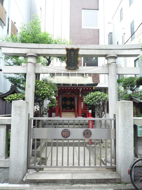 白旗稲荷神社 1