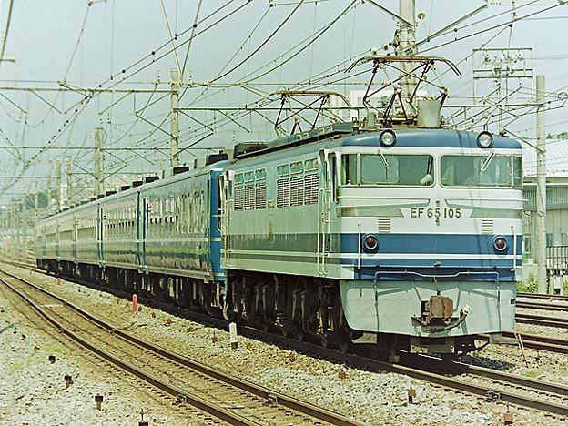 EF 65 105 12系名古屋局座敷