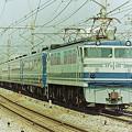 Photos: EF 65 105 12系名古屋局座敷