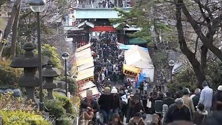 2011初詣 池上本門寺 -8