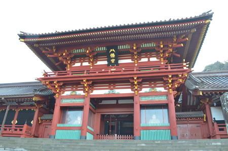 鶴岡八幡宮・本宮楼門