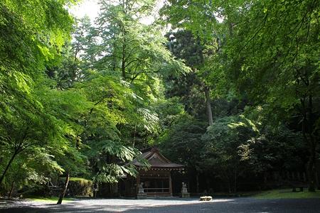 貴船神社奥宮1