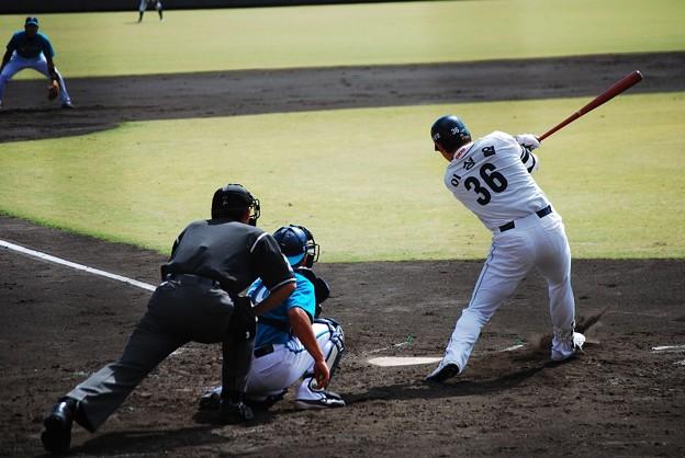 写真: フェニックス・リーグ「斗山VS湘南」5