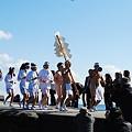 写真: 平成23年青島神社新春の禊裸まいり11