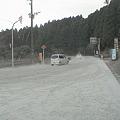 写真: 【新燃岳3度目の爆発的噴火】宮崎県高原町の様子12
