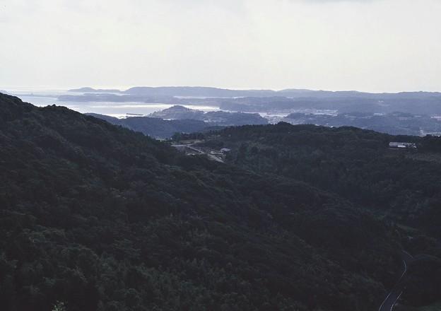 男岳の眺望