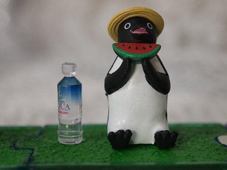 スイカペンギン