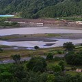 Photos: 台風一過の相模原市の大島付近の相模川の濁流__6348