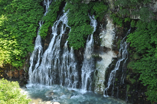 白髭の滝その2
