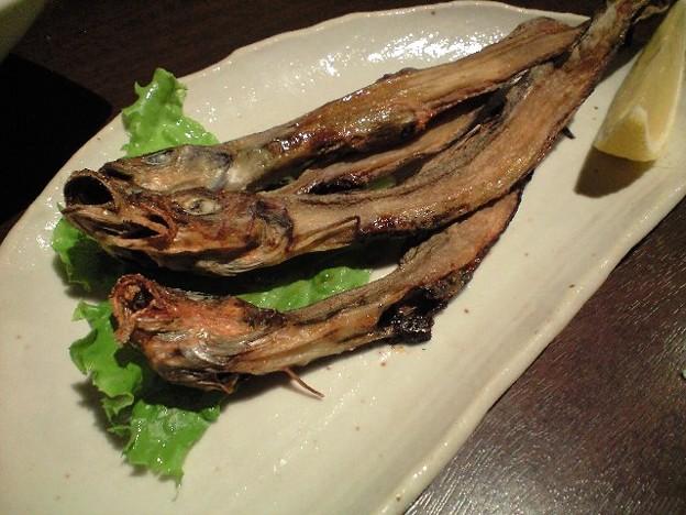 赤坂のげんげの干物