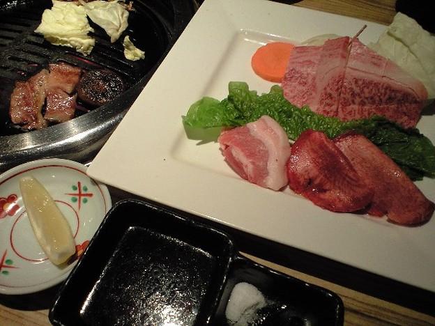 富山の焼き肉ランチ