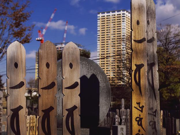 t 都市の墓標
