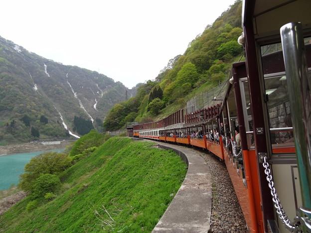 黒部渓谷鉄道