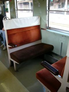キハ52 125 車内(2006年8月27日)
