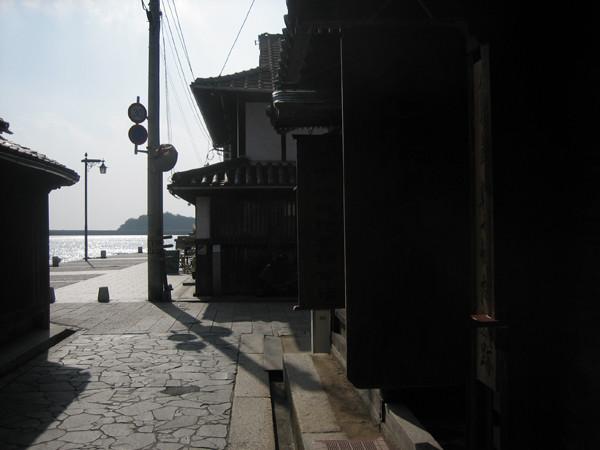 西町/七卿通り(湧出町通り)